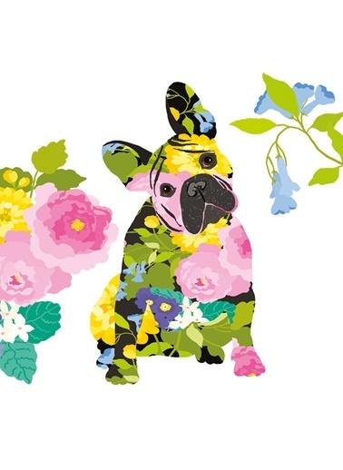Dünya Style Brigitte Peçete Renkli